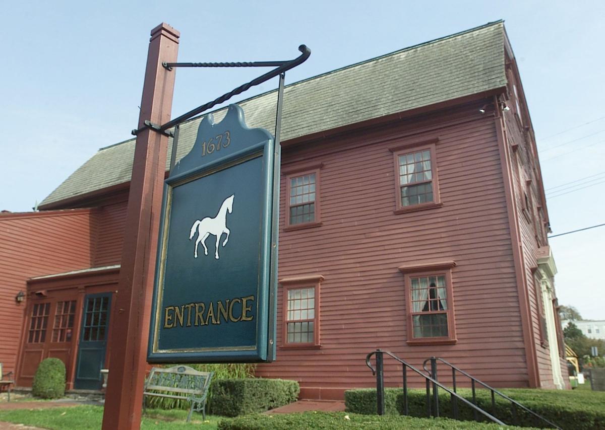 White Horse Entrance